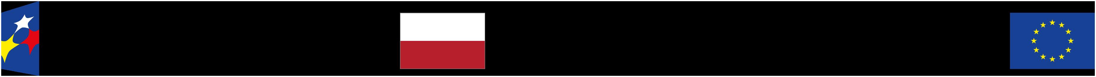 Logo Funduszy Europejskich, Flaga Polski i Unii Europejskiej